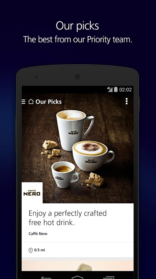 O2 Priority - screenshot