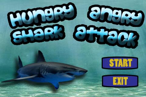 Hungry Angry Shark Attack - screenshot