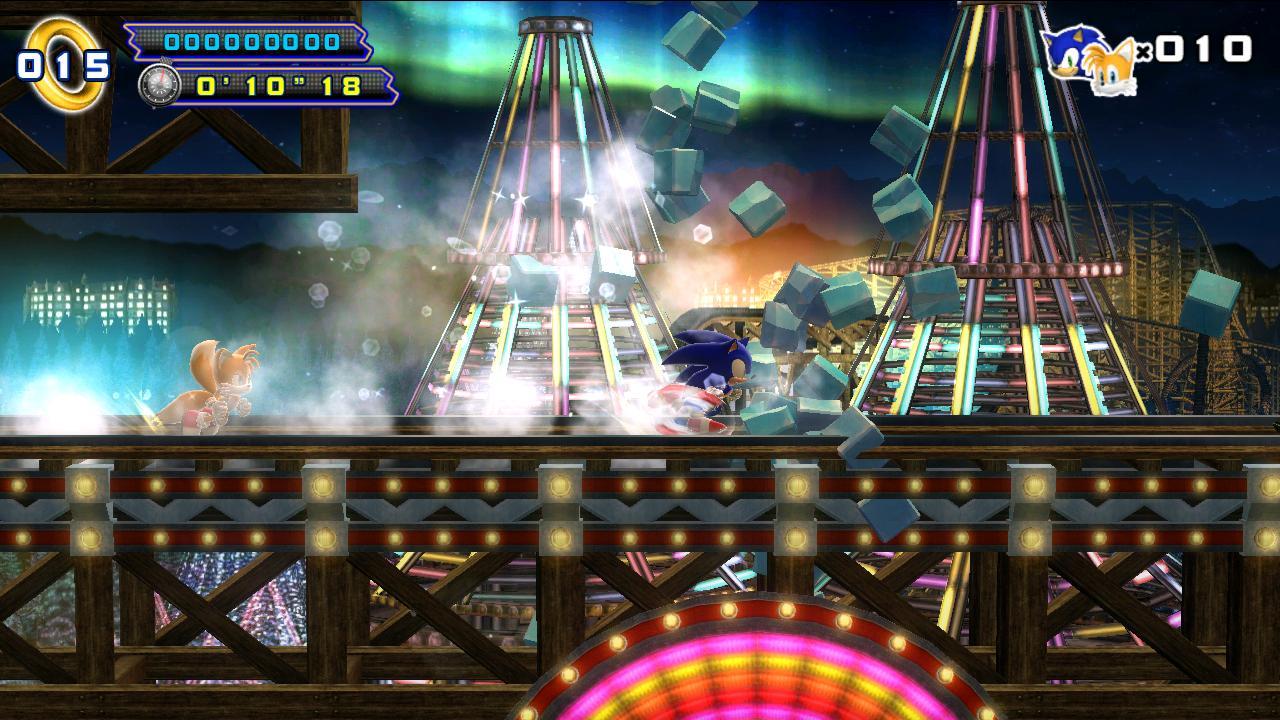 Sonic 4 Episode II THD screenshot #4