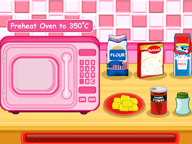 android Cooking Ice Cream Cone Cupcake Screenshot 6