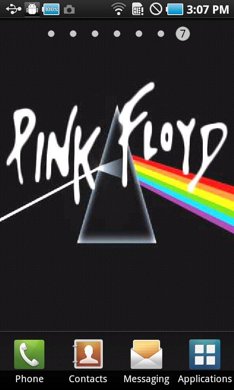 Pink Floyd Live Wallpaper - screenshot