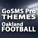 GoSMS Oakland Football Theme icon