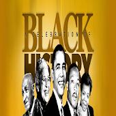 Black History  2013 Calendar