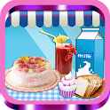 Cream Cake Maker:Juice,Bakery icon