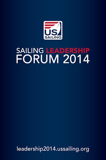 Sailing Leadership Forum 2014