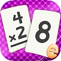 Multiplication Flash Card Kids icon