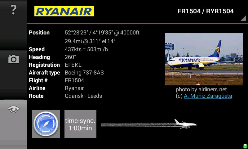 Radar Spotter- screenshot