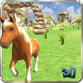 My Cute Pony Horse Simulator