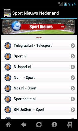 Sport Nieuws Nederland
