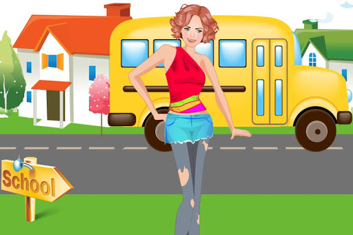 免費休閒App|School Fashion Dresses|阿達玩APP