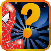 Cool Superheroes Close Up Quiz