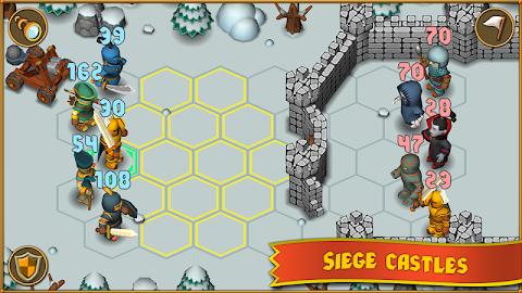 Heroes : A Grail Quest Screenshot 4