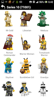 Lego Collectable Minifigures|玩娛樂App免費|玩APPs
