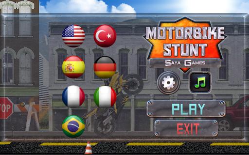 Motor Bike Stunt Racer