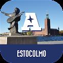 Estocolmo guía mapa offline