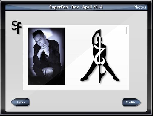 SuperFan Rox 05-2014 1.0.1 screenshots 4