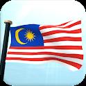 マレーシアフラグ3D無料ライブ壁紙 icon
