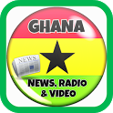 Ghana Newspaper & Video icon