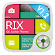 Rix GO Locker Theme 1.20.2 APK for Android