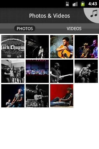 Mark Chapman Band - screenshot
