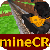 MineCR Minecart Minecraft Race