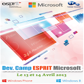 ESPRIT MICROSOFT Dev Camp