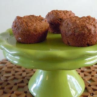 Carrot Applesauce Muffins.