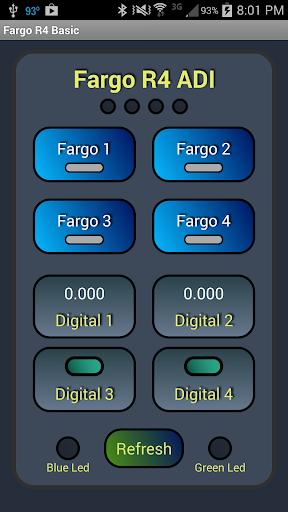 Fargo R4 ADI Basic