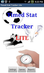 Timed Stat Tracker Lite- screenshot thumbnail