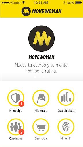 Movewoman mujer y ejercicio