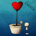 Best Love Quotes Widget Donate icon