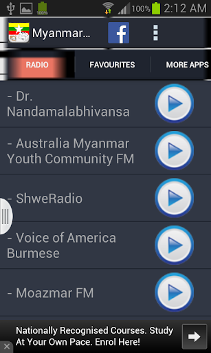 Myanmar Radio News