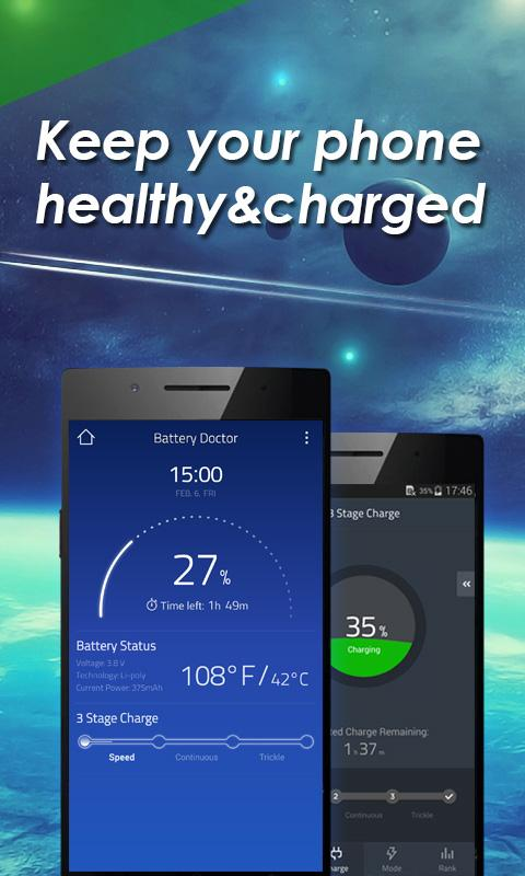 Battery Doctor (Battery Saver) - screenshot