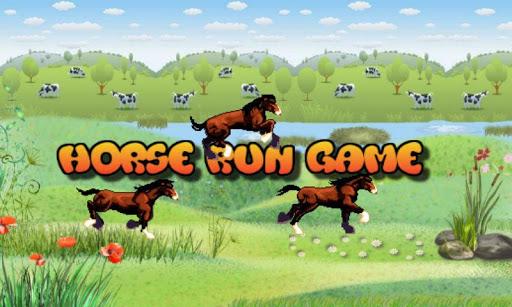 Horse Game - Run Horse Run