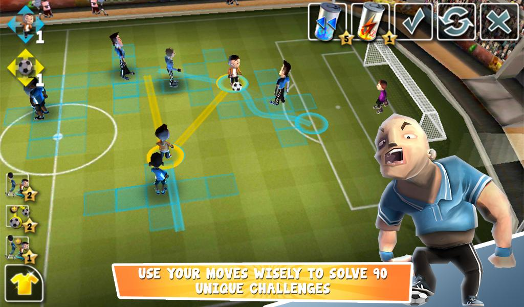 Soccer Moves - screenshot