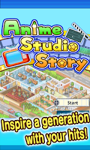 Anime Studio Story v2.0.8 Mod Money
