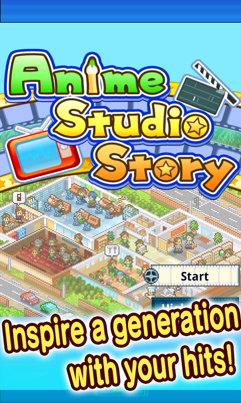 Anime Studio Story- screenshot