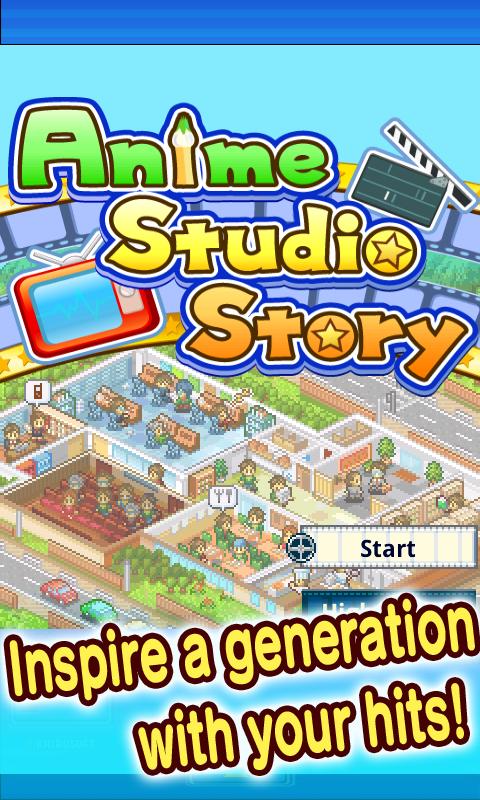 Anime Studio Story screenshot #5