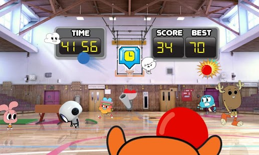 Gumball Minigames- screenshot thumbnail