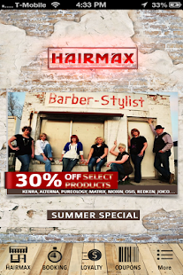 HairMax Salon and Supply - screenshot thumbnail