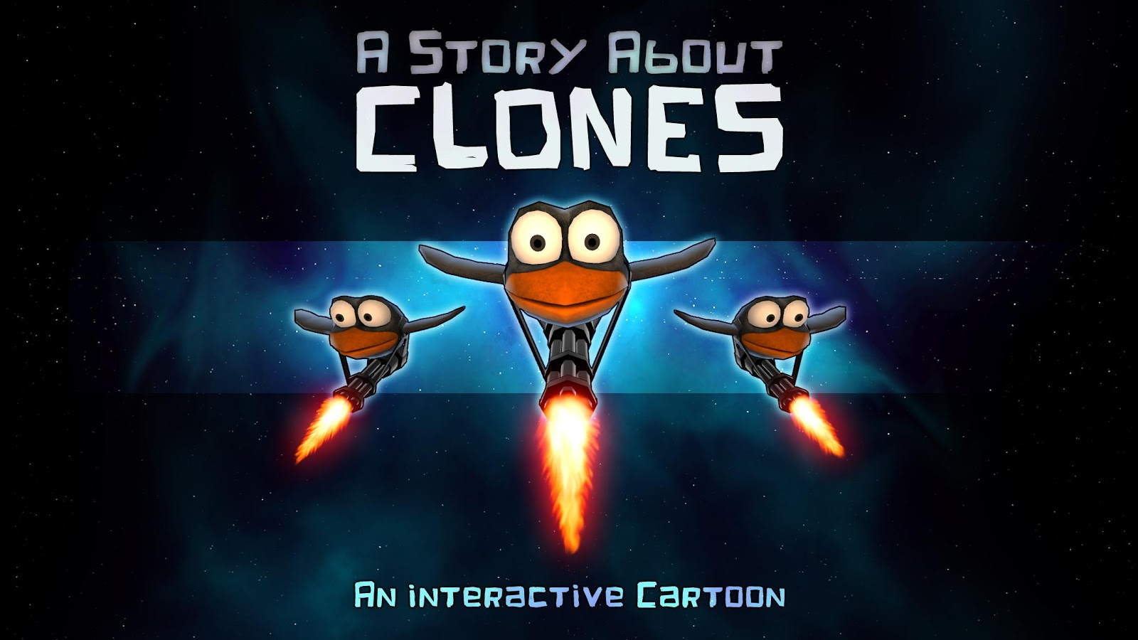 A Story About Clones- screenshot