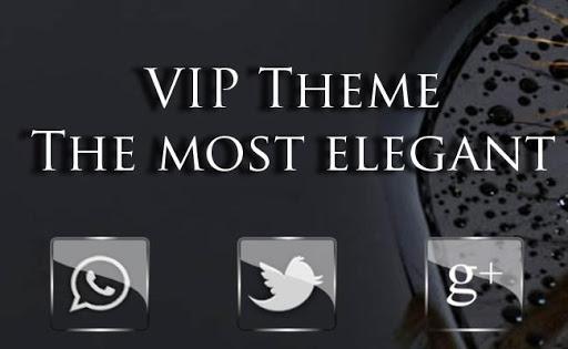 VIP Nova Theme Icon Pack