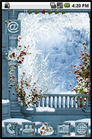 GOLauncher : WinterPavane