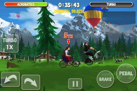 Crazy Bikers 2 Free - screenshot