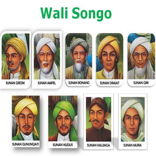 Kisah Wali Songo LOGO-APP點子