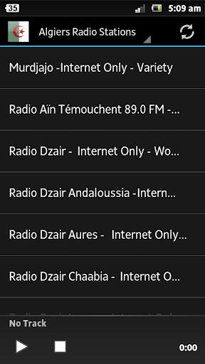 Algiers Radio Stations