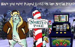 Screenshot of North Pole Slots