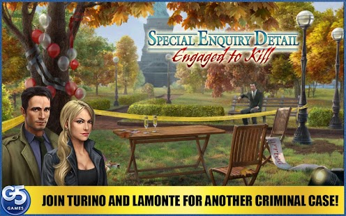 Special Enquiry Detail 2 - screenshot thumbnail