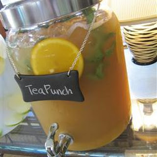 Tea Punch.