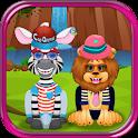 动物沙龙女孩子的游戏 icon